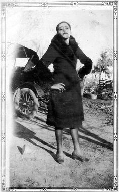 1920s Former Farm Girl -- Frances Taylor visits the family farm after living in the big city of San Francisco, and hams it up. from MeraM's flickr stream.