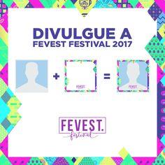 Falta pouco para a Fevest Festival 2017! Vamos juntos divulgar a feira. Adicione nossa moldura na sua foto de perfil para apoiar e divulgar o evento. Basta acessar este link: https://goo.gl/Sq2o9b e seguir o passo a passo.