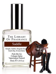 Saddle Cologne – Extraordinary scent & perfume from The Library of Fragrance – The Library of Fragrance