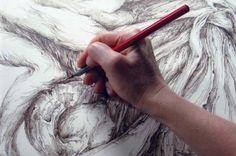 Anna Plavinskaya / Drawings & Etchings