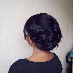 Hair: @tamarajayne8  _______________ #tammyshairdos #muakl #malaysian…