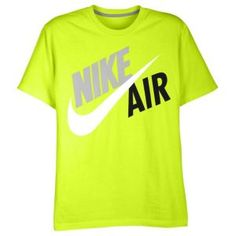 Nike Air Futura 1 Short Sleeve T-Shirt - Men's - Cyber