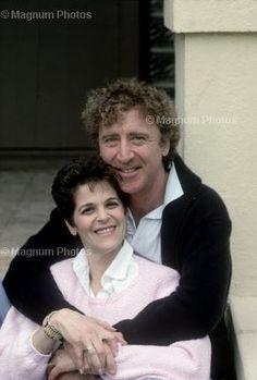 Gilda Radner Gene Wilder Talent Celebrity Couples