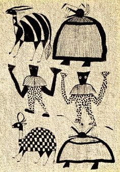 African Art from the Ivory Coast #3