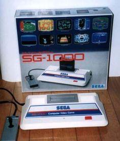 #Sega SG-1000 #gaming #gamer