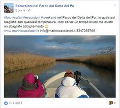 Albergo Ristorante Italia : #deltadelpo #escursioni #viaggi #bike #boat