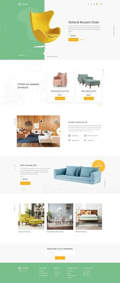 Dribbble - main_page.png by Valeria Rimkevich