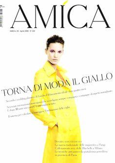 AMICA, great magazine