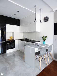 Kuchnia styl Nowoczesny - zdjęcie od Interiori Pracownia Architektury Wnętrz