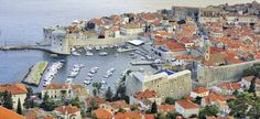Dubrovnik Croatia by Inne Rachma