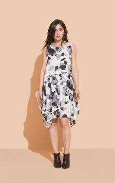 Rachel Comey SS14 Popcorn dress
