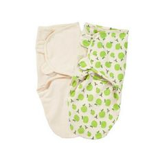 Summer Infant SwaddleMe Organic Cotton, Lbs, Small-Medium, Apple and Ivory: Baby Baby Swaddle, Swaddle Blanket, Swaddling Blankets, Baby Newborn, Baby Baby, Wearable Blanket, Thing 1, Baby List, Baby Wraps