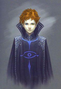 Ruivo RPG Character
