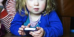 s a pediatric occupational therapist, I'm calling on parents, teachers and governments to ban the use of all handheld devices for children under the age of 12 years....