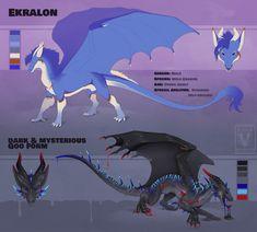 Dragon Horse, Ice Dragon, Dragon Art, Devian Art, Creature Concept Art, Fantasy Creatures, Art Boards, Character Inspiration, Mystery