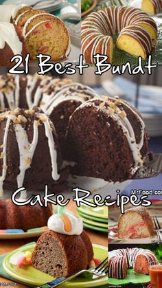 Ready for a Bundt-le of fun? Take out your handy dandy Bundt pan and get ready to make some of the best easy cake recipes of all time. From Hummingbird Cake to Ugly Cake and more, these easy cake recipes are top of the class!