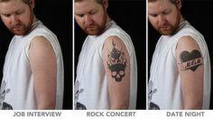 Programmable Tattoo System | I New Idea Homepage
