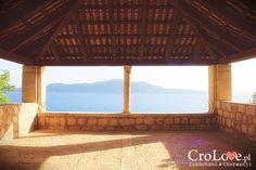 Pawilon w Arboretum Trsteno || http://crolove.pl/arboretum-w-trsteno/ || #Arboretum #Trsteno #Croatia #Chorwacja #Hrvatska #Garden #Travel #Summer
