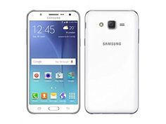 "Samsung Galaxy J7 SM- J700H/DS GSM Factory Unlocked Smartphone-Android 5.1- 5.5"" AMOLED Display- International Version (White) >>> More info could be found at the image url."