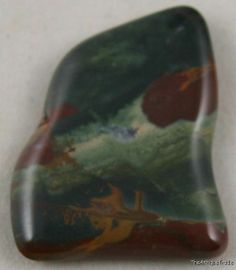 Indian Bloodstone free form cabochon gem Our Price: Gems Jewelry, Gemstone Jewelry, Birthstone Gems, Rock Of Ages, In Ancient Times, Red Jasper, Chakras, Birthstones, Natural Gemstones