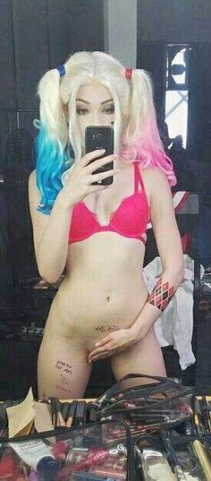 Aria Alexander As Harley Quinn