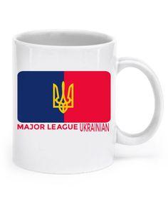 Major League Ukrainian - Coffee Mug cm-mlu