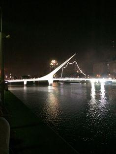 Año Nuevo 2013/14 Urban Renewal, Opera House, Bridge, Architecture, Building, Travel, Bridges, Buenos Aires, Women