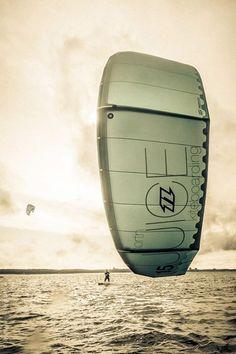 #kitesurfing