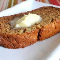 Banana Banana Bread full recipe at http://recipehub.net/banana-banana-bread/