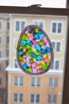 The Adventure Starts Here: Easter Craft for Toddlers