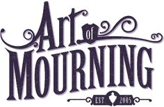 A very interesting site dedicated to mourning jewelry and symbolism
