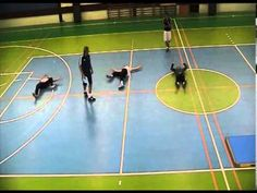 Specific Technical/ Tactical Training for Young Female Goalkeepers by Wojciech Nowinski - YouTube