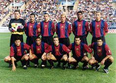 Barça 1996