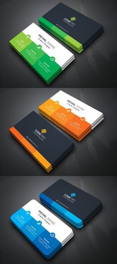 Photography business card template free psd psd print template corporate business card wajeb Images