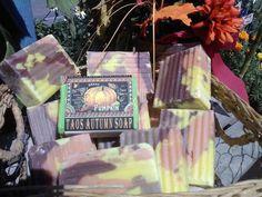 Autumn Soap ~ Natural Soap, Candle, Lotion – Nature's Emporium Cherokee Soap Co.