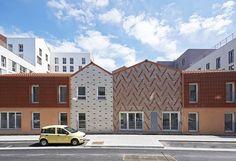 logements-a-pontoise, France, collectif PLAN01