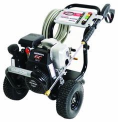 Simpson Msh3125-S Megashot 3100 Psi 2.5 Gpm Honda Gc190 Engine Gas Pressure Washer, 2015 Amazon Top Rated Pressure Washers #Lawn&Patio