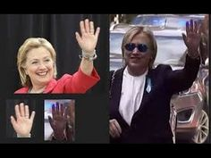 SHOCKING CONSPIRACY - Did Hillary Clinton's Body Double Exit Chelsea's A...