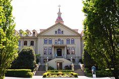 St. Ann's Academy Chapel wedding venue in Victoria, BC