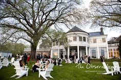 Wedding Venue; Chevy Chase Club in D.C --this is right next to my house :)
