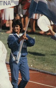 Seoul Olympic Games 1988 by GABRIELA SABATINI GALLERY, via Flickr