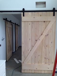 More Z barn doors #rustic #moderndesign #newconstruction