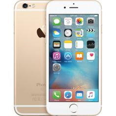 Refurbished iPhone 6S Gold - Android OS