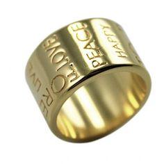 Claudia Lobao LUV Ring