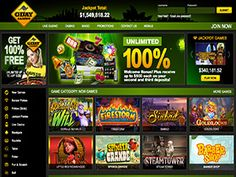 Play the Best Slots Games at GDay Casino
