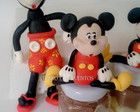 Vidrinho de doce Mickey ( decoração )