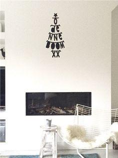 #Wordbanner #tip: O #denneboom - Buy it at www.vanmariel.nl - € 11,95
