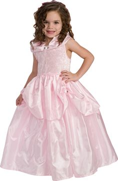 Little Adventures Mermaid Ball Gown Princess Dress Up Costume /& Matching Doll Dress Age 1-3 Small