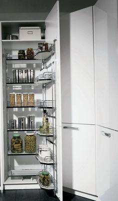 """Képtalálat a következőre: """"corner kitchen cabinet pantry"""""""