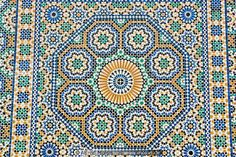 Zellige – Zellige is the Moroccan tilework, made from small, mosaic-like pieces, that forms intricate and often unique patterns. This kind of craft is hand made, and experts in zellige cut pieces by eye and create designs without a template. The reason for the heavy use of zellige is that in Islam, no images of people or animals are permitted, and as such, artistic abstract designs are used in their place to decorate the home. In Morocco, you can buy many things in zellige, from individual…
